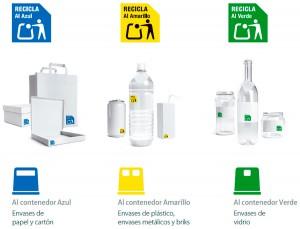 Ecoembes crea un nuevo símbolo para facilitar el reciclaje