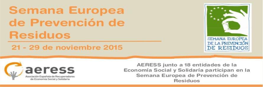 AERESS evita la emisión de 197 toneladas de CO2 durante la Semana Europea de la Prevención de Residuos