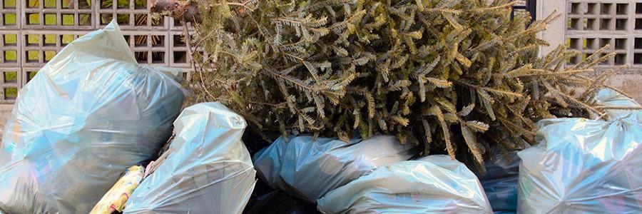 Cómo reducir la generación de residuos en Navidades