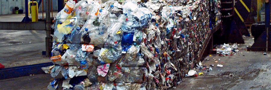 Bacterias para mejorar el reciclaje de residuos plásticos
