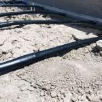 Desarrollan un sistema de microirrigación compostable y biodegradable