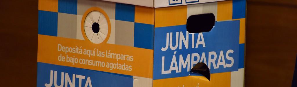 Presentan el Plan Juntalámparas en Uruguay