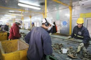Planta de tratamiento en Varela. Fotos Andrés P. Moreno / prensa GCBA