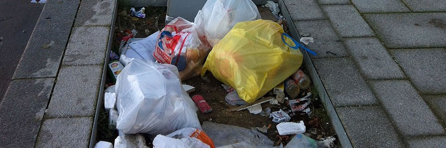 Los habitantes de Vitoria podrán enviar por Whatsapp incidencias en el servicio de limpieza viaria
