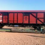 Wagonstill da una segunda vida a los vagones de tren