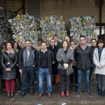 El Consorcio de Residuos de Navarra concentrará el tratamiento de envases en Peralta