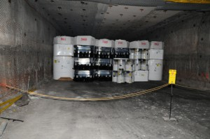 Almacenamiento residuos nucleares