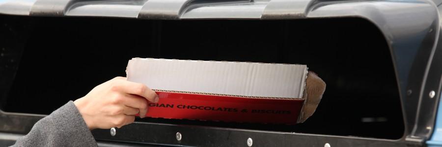 El reciclaje de papel y cartón crecerá un 2% en 2015