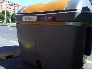 Campaña para extender la recogida selectiva de materia orgánica en Gijón
