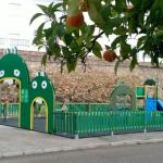 El municipio sevillano de Peñaflor inaugura el Parque Mr. Iglú
