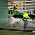 Pamplona destinará casi siete millones de euros al aseo urbano