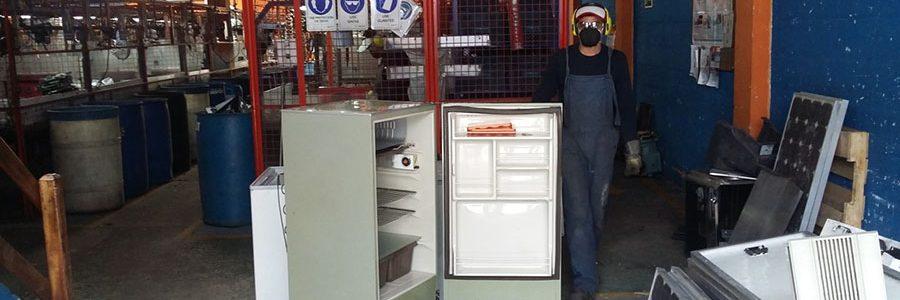 Gestión y destrucción de las SAO: Colombia apuesta por los esquemas de Responsabilidad Extendida del Productor para refrigeradores y otros electrodomésticos