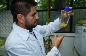 Carlos Esteban Rodríguez Rodríguez, investigador del CICA.