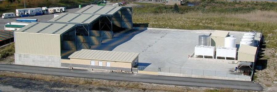 La Audiencia Nacional ordena clausurar una planta de tratamiento de residuos industriales ubicada en terrenos de dominio público marítimo-terrestre