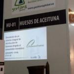 Presentadas las biomasolineras en la feria Agroexpo en Badajoz