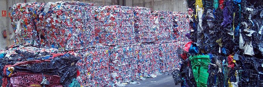 El volumen de residuos reciclados alcanza los 18,5 millones de toneladas