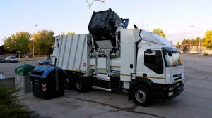 FCC ya tiene listo su camión eléctrico de recogida de RSU
