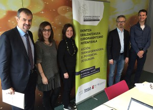 Euskadi acogerá la 8º Conferencia Europea de Ciudades y Pueblos Sostenibles