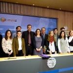 Acuerdo para fomentar el empleo verde entre los jóvenes vascos