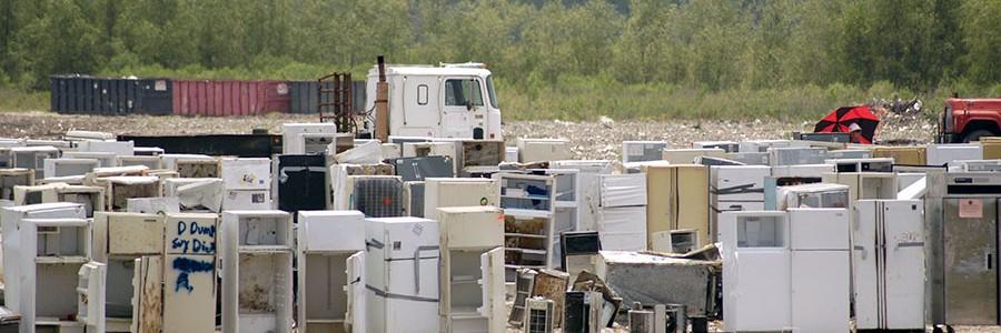 Sentencia del Tribunal Supremo por la gestión ilegal de residuos de aparatos frigoríficos