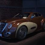 El primer coche eléctrico de lujo español ya circula en fase de pruebas