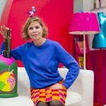 Contenedores customizados por Agatha Ruiz de la Prada para conmemorar el Día Internacional de la Mujer