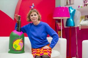 Ecovidrio conmemora el Día Internacional de la Mujer con contenedores diseñados por Agatha Ruiz de la Prada