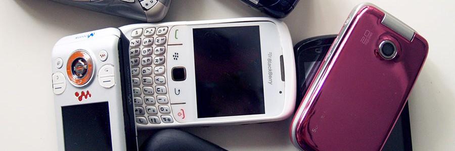 Los aparatos electrónicos duran cada vez menos