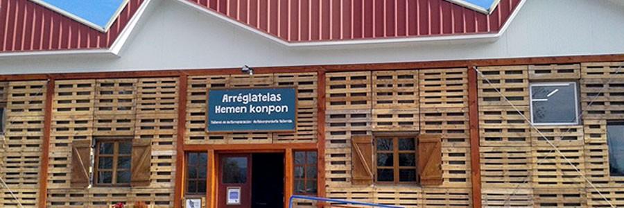 Abre en Navarra un novedoso centro de reparación de objetos para su reutilización