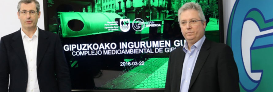 Gipuzkoa inicia el proceso de licitación para la construcción de la incineradora de residuos