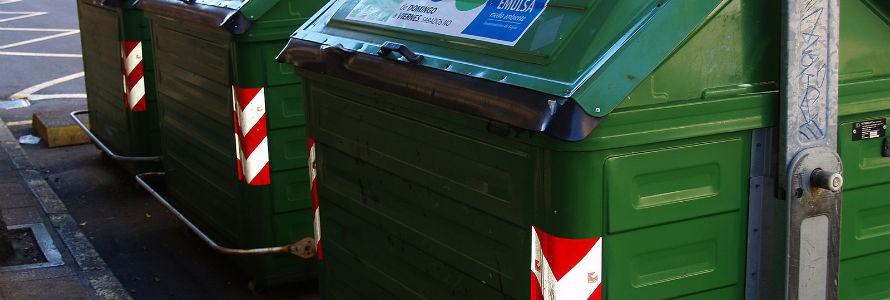 Cada gijonés produjo 454 kilos de residuos en 2015