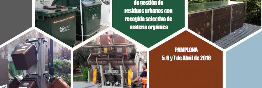 La UPNA organiza un curso de iniciación a los distintos sistemas de recogida y tratamiento de biorresiduos