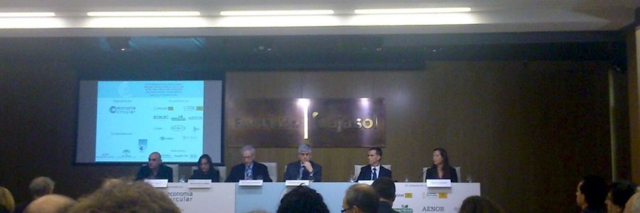 """Aspectos legales a destacar de la conferencia """"Ahora la economía circular"""""""