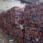 El reciclaje de envases de metal en Europa alcanza el 74,7%