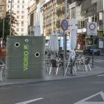 El nuevo mobiliario urbano de Madrid potenciará el reciclaje