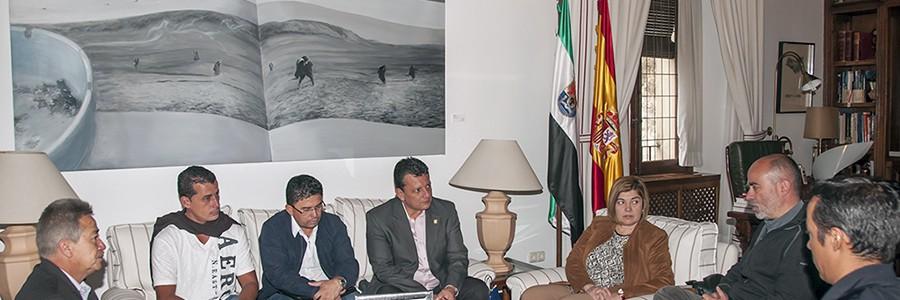 El Salvador estudia el modelo mancomunado de gestión de residuos de Extremadura