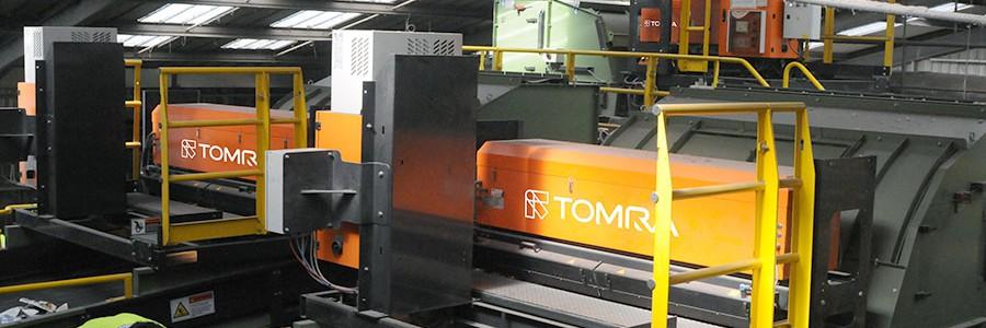 TOMRA Sorting añade valor a la recuperación del papel con la clasificación automática
