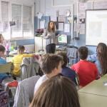 Total y Cicloplast apuestan por la educación escolar para fomentar el reciclado de los plásticos