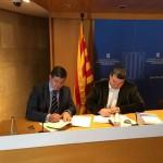 Acuerdo para aumentar la recogida de residuos eléctricos y electrónicos en Cataluña