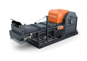 El nuevo X-TRACT de TOMRA Sorting Recycling se presentará en IFAT 2016