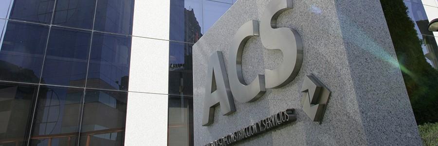 ACS construirá una planta de gestión de residuos industriales en Abu Dhabi