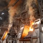ArcelorMittal construye una planta para aprovechar los gases de acería