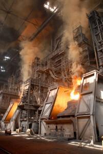 ArcelorMittal construye en Gante una planta de aprovechamiento de gases residuales