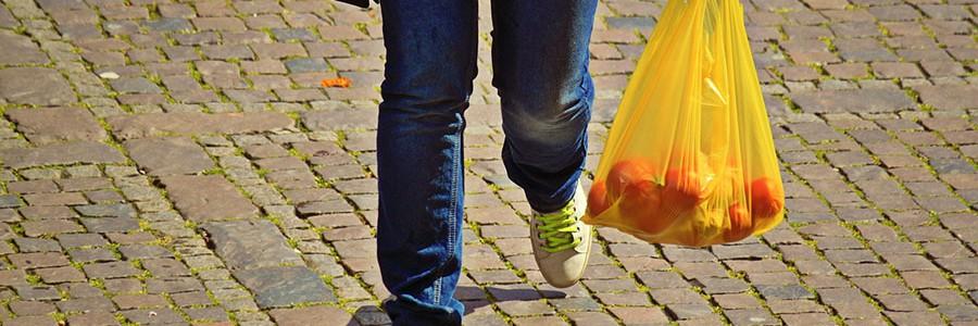 Cataluña quiere eliminar el 90% de las bolsas de un solo uso en cuatro años