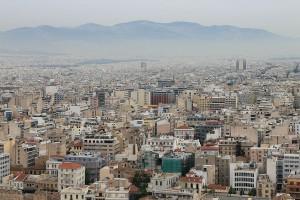 Un informe de la OMS alerta del riesgo de la contaminación para los habitantes de las ciudades