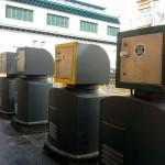 La generación de residuos cae un 10% en León por la crisis y la pérdida de población