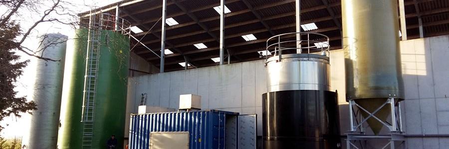 Obtienen biofertilizantes competitivos a partir del digerido de plantas de biogás