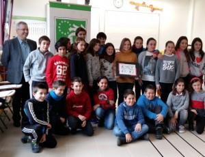 200 centros escolares de Gipuzkoa participan en la campaña de prevención y reciclaje de residuos urbanos