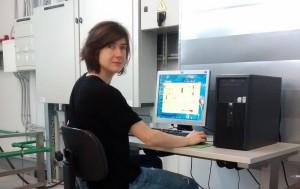 Beatriz Díaz. Investigadora de la Universidad de Vigo