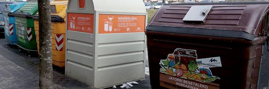 Los escolares guipuzcoanos se implican en la prevención y el reciclaje de residuos